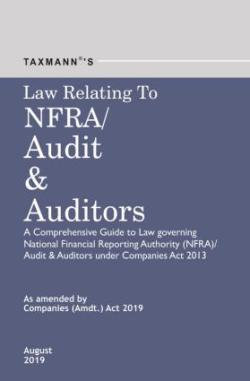 Law Relating to NFRA/Audit & Auditors