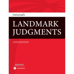 Landmark Judgments