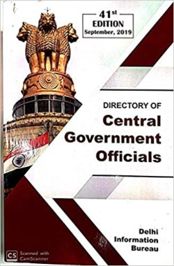 Directory of Central Government Officials 2019-20