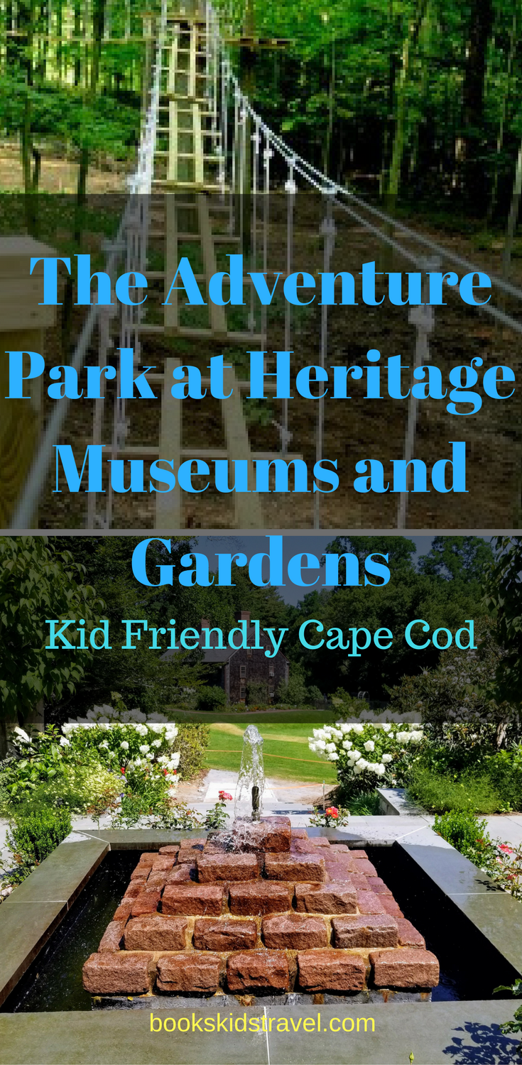 The Adventure Park At Heritage Museums And Gardens Books Kids Travel