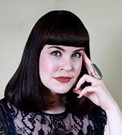 Caitlin Doughty by Mara Zehler
