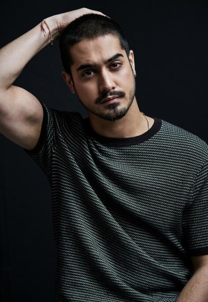 Avan Jogia by Riker Brothers