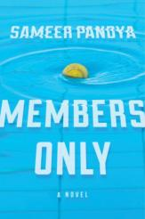 front cover of Members Only by Sameer Pandya