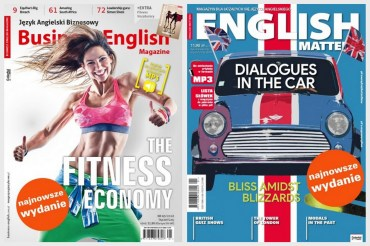 English Matters 68 i Business English 63/2018