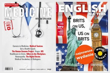 English Matters 70 i Business English wydanie specjalne 9/2018