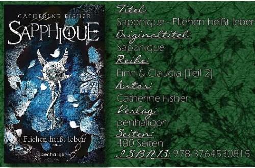 Sapphique - Fliehen heißt leben von Catherine Fisher
