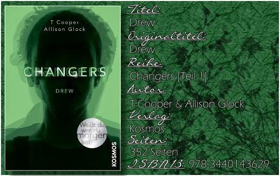 Changers 01 - Drew von T Cooper und Allison Glock