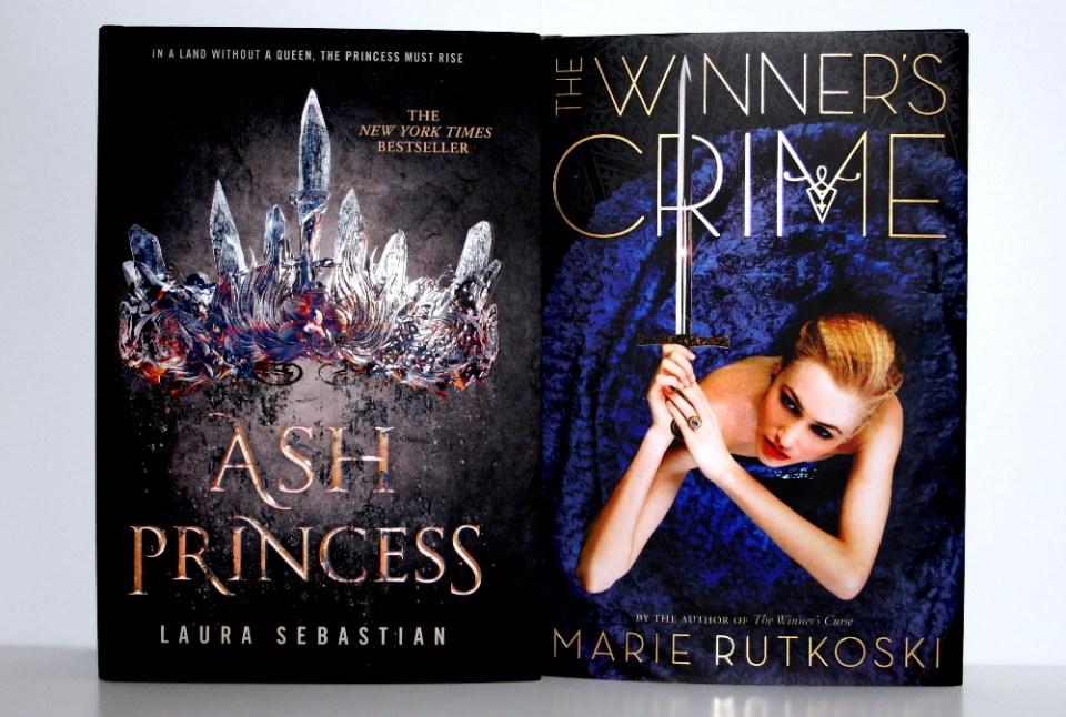 Ash Princess & The Winner's Crime