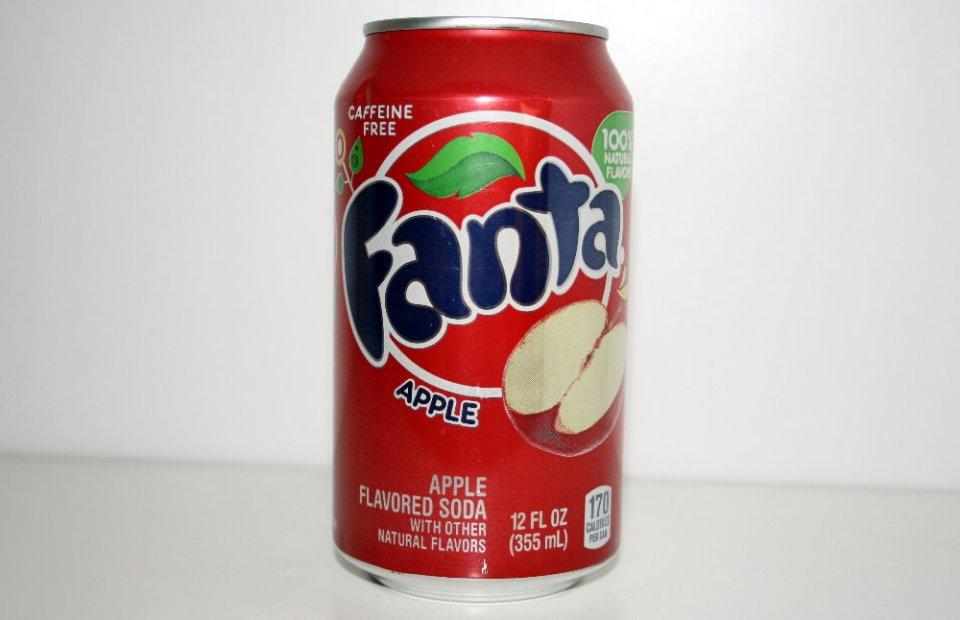 Fanta Apple / Apfel