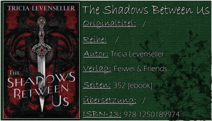 The Shadows Between Us von Tricia Levenseller