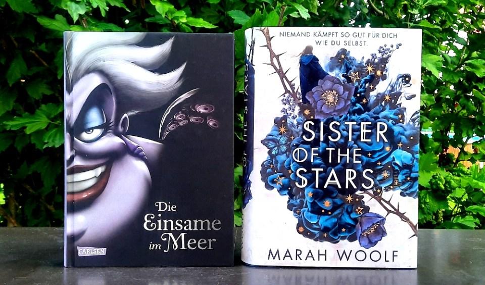 Disney Villains 03 - Die Einsame im Meer von Serena Valentino & Sister of the Stars von Marah Woolf