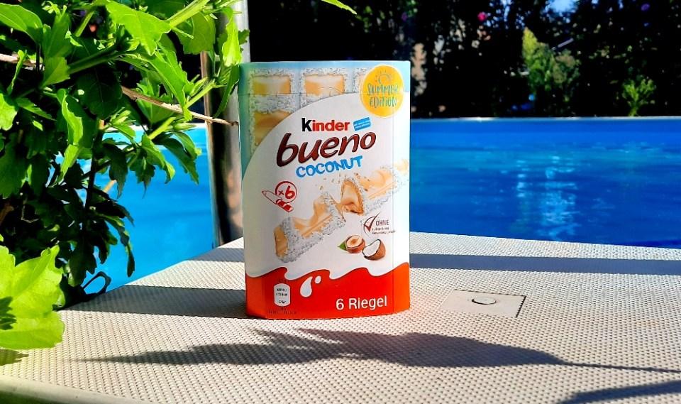 Ferrero Kinder Bueno Coconut