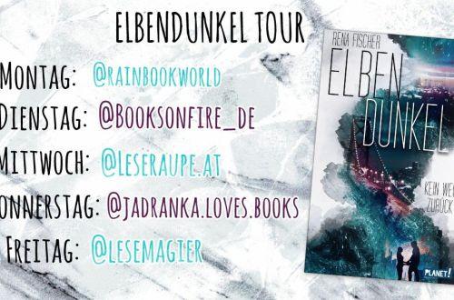Elbendunkel - Blogtour