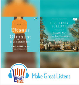 May s  1 LibraryReads Pick ELEANOR OLIPHANT IS COMPLETELY FINE     May s  1 LibraryReads Pick ELEANOR OLIPHANT IS COMPLETELY FINE    would make  a great book club read       Books on Tape