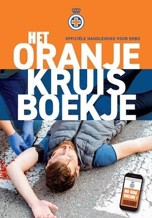 Voorkant het Oranje Kruis boekje (28ste druk)