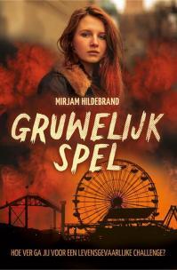 Image result for Gruwelijk spel - Mirjam Hildebrand