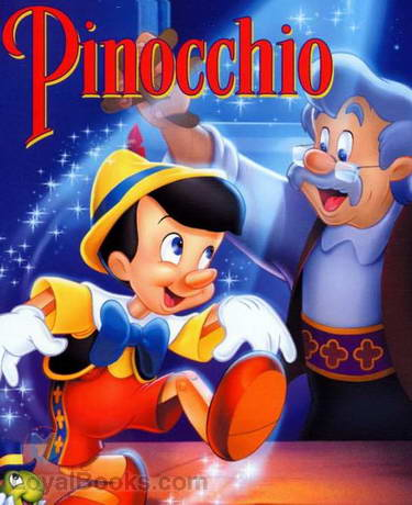 Adventures of Pinocchio, The by Carlo Collodi