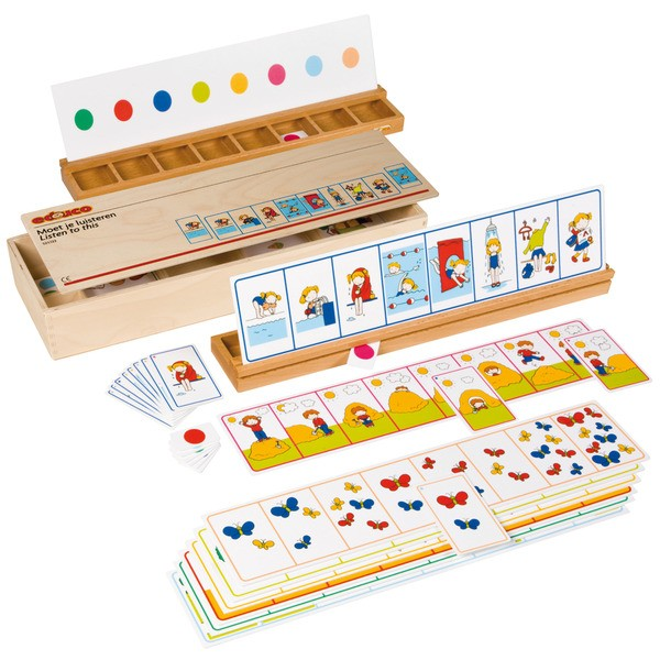 educo 語言溝通遊戲 - 圖卡 - educo - 玩具