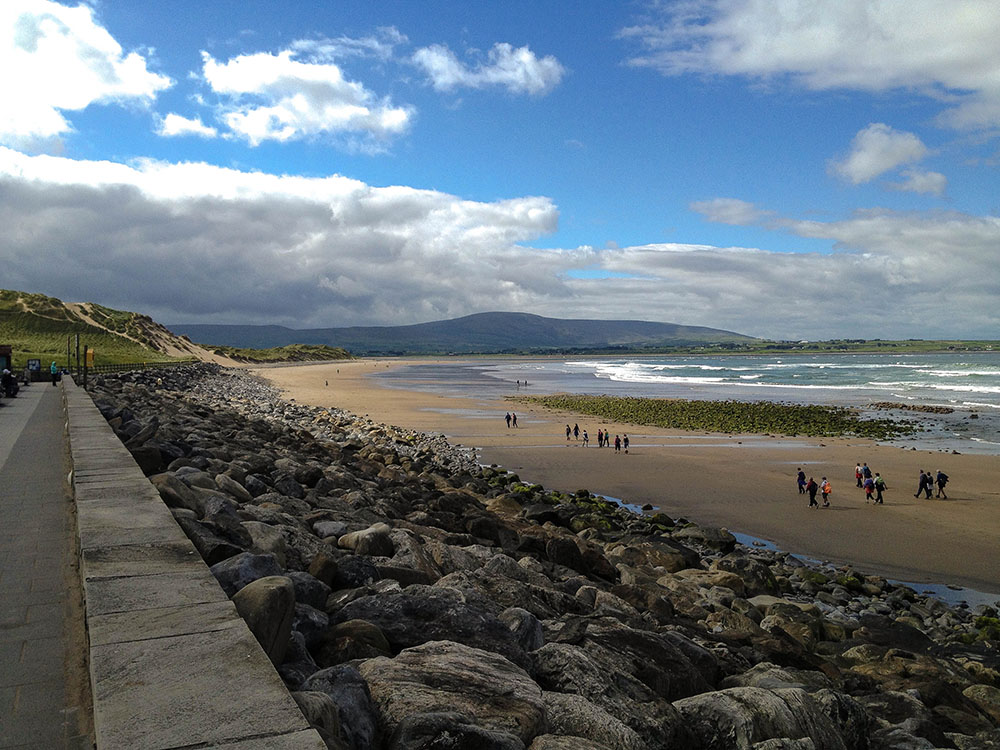 Image result for dangerous beach for swimming at Strandhill Sligo