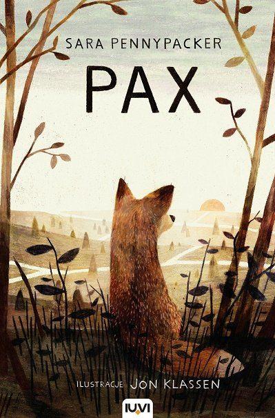Pax Sara Pennypacker wydawnictwo Iuvi