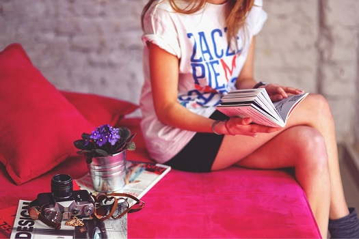książkowy nerd