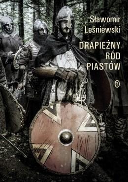 Drapieżny ród Piastów okładka 2