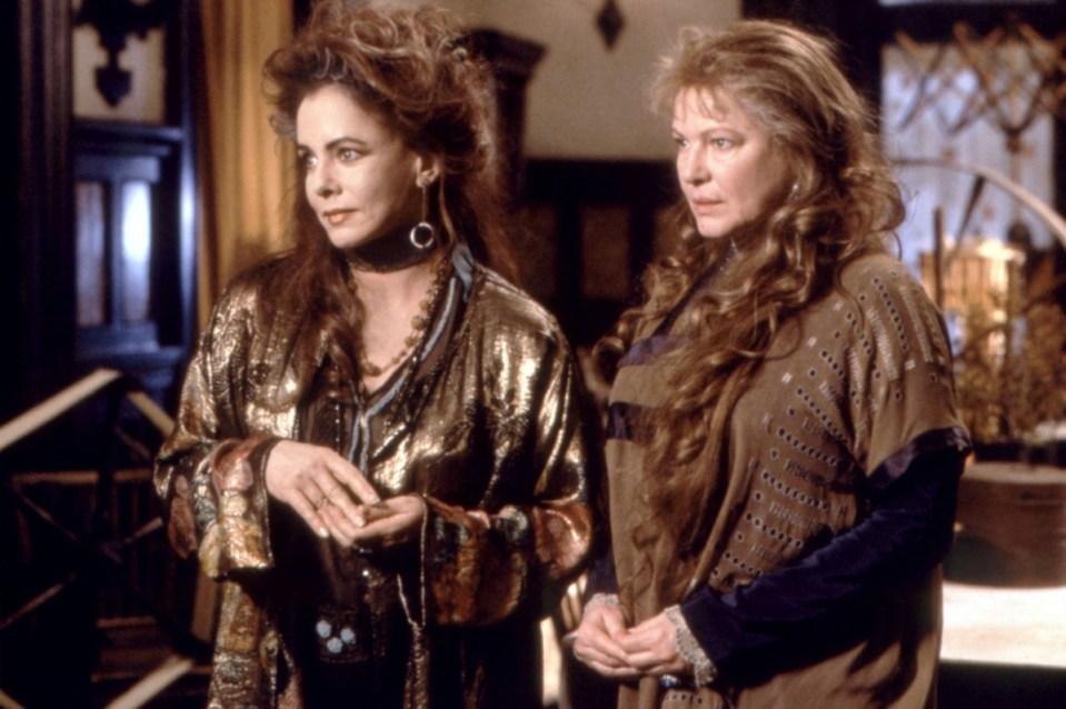 Totalna magia filmowe ciotki
