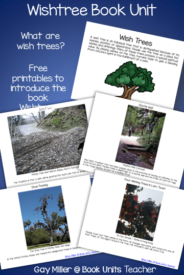 Wishtree By Katherine Applegate Book Units Teacher