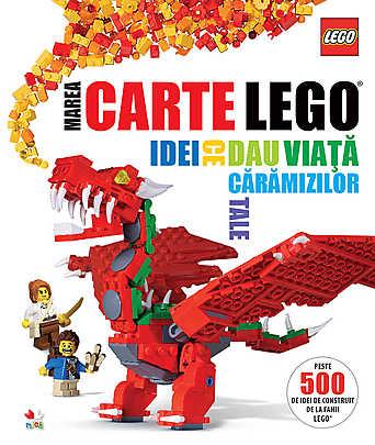 marea carte lego