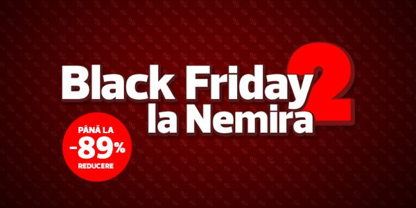 nemira-black-friday