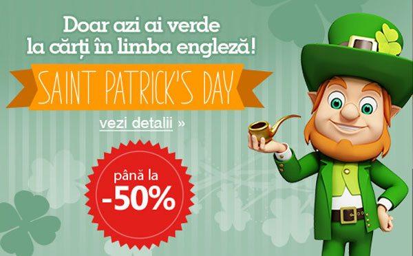 carti-engleza-saint-patricks-day