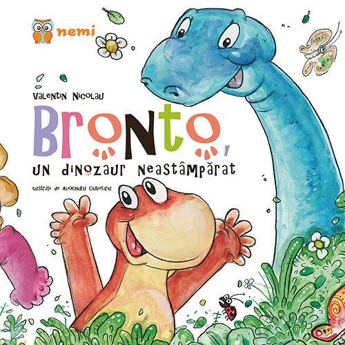 bronto un dinozaur neastamparat