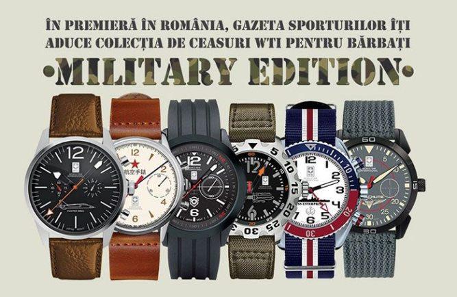 ceasuri wti military edition