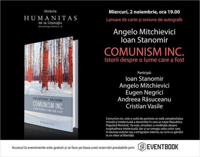Comunism Inc.