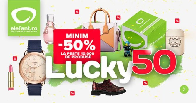 lucky 50