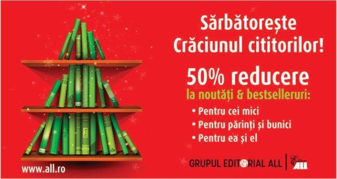 Crăciunul cititorilor