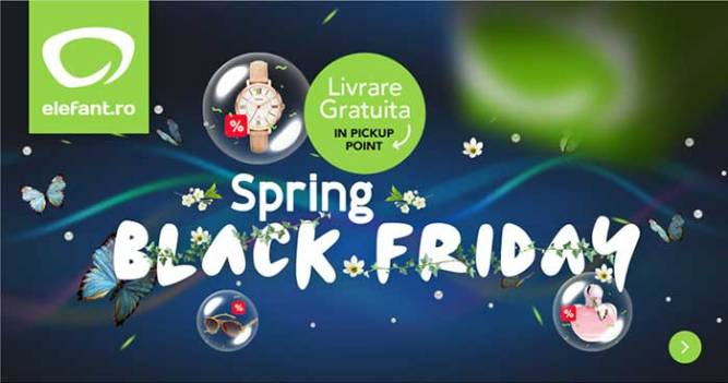 Spring Black Friday
