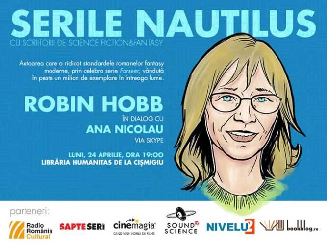Robin Hobb