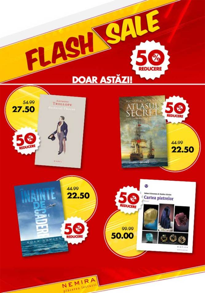 flash sales