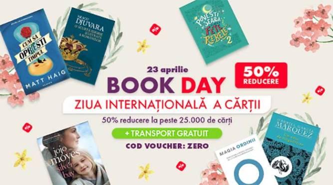 Ziua Internațională a Cărții