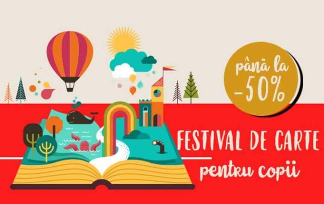 Festival de carte pentru copii