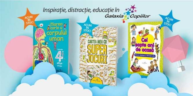 Editura Galaxia Copiilor