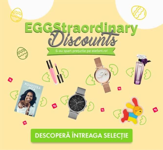 EGGStraordinary Discount