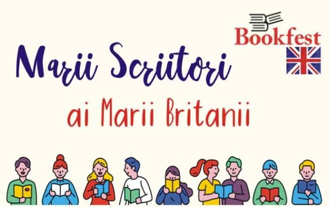 scriitori britanici