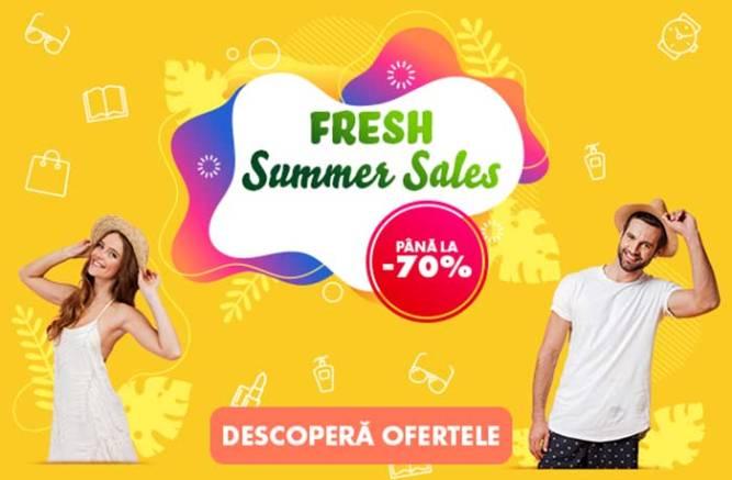 Summer Fresh Sales