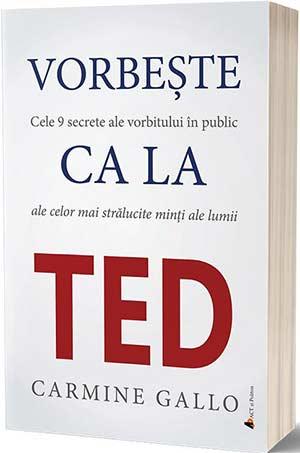 Vorbește ca la TED