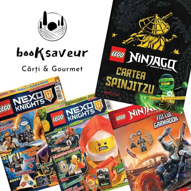 Cărți Lego