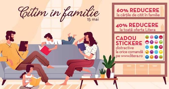 citim în familie