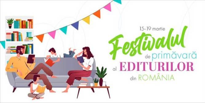 Festivalul de primăvară al Editurilor din România