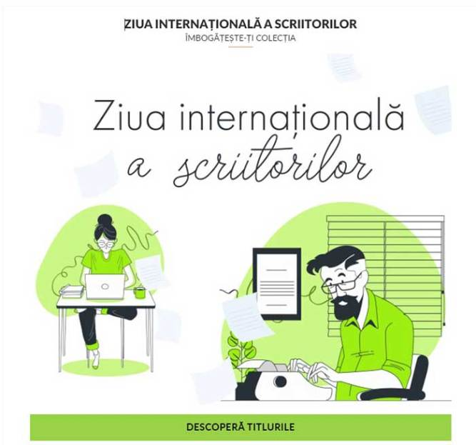 Ziua Internațională a Scriitorilor